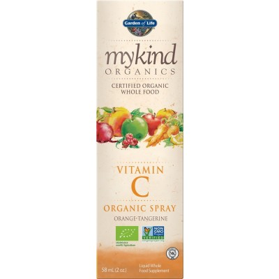 mykind Organic Vitamin C Spray